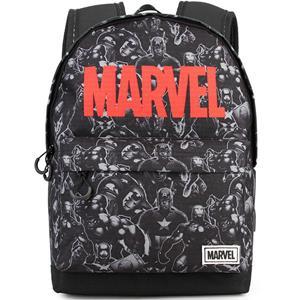 Mochila Escolar Marvel Logo