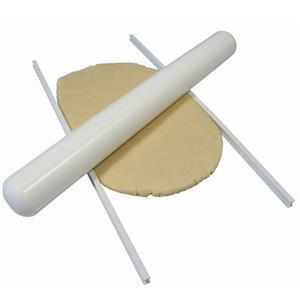 Niveladores para Pasta de Açúcar e Massapão, 2 unid.