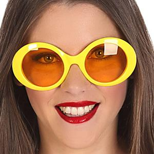 Óculos Amarelos Anos 20