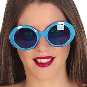 Óculos Azuis Anos 20