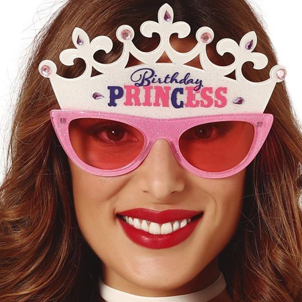 Óculos Birthday Princess