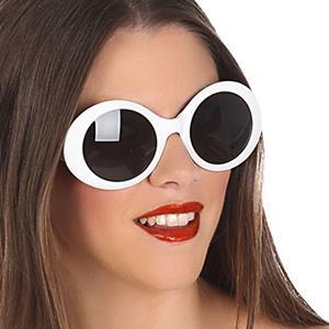 Óculos Brancos Anos 20