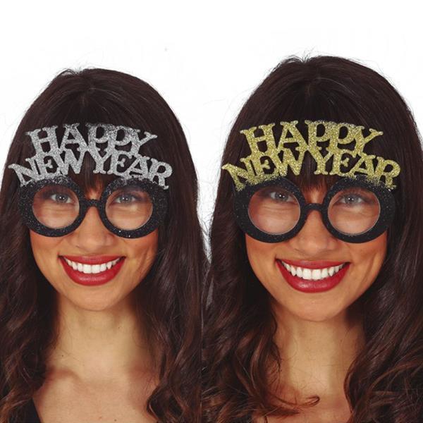 Óculos Happy New Year