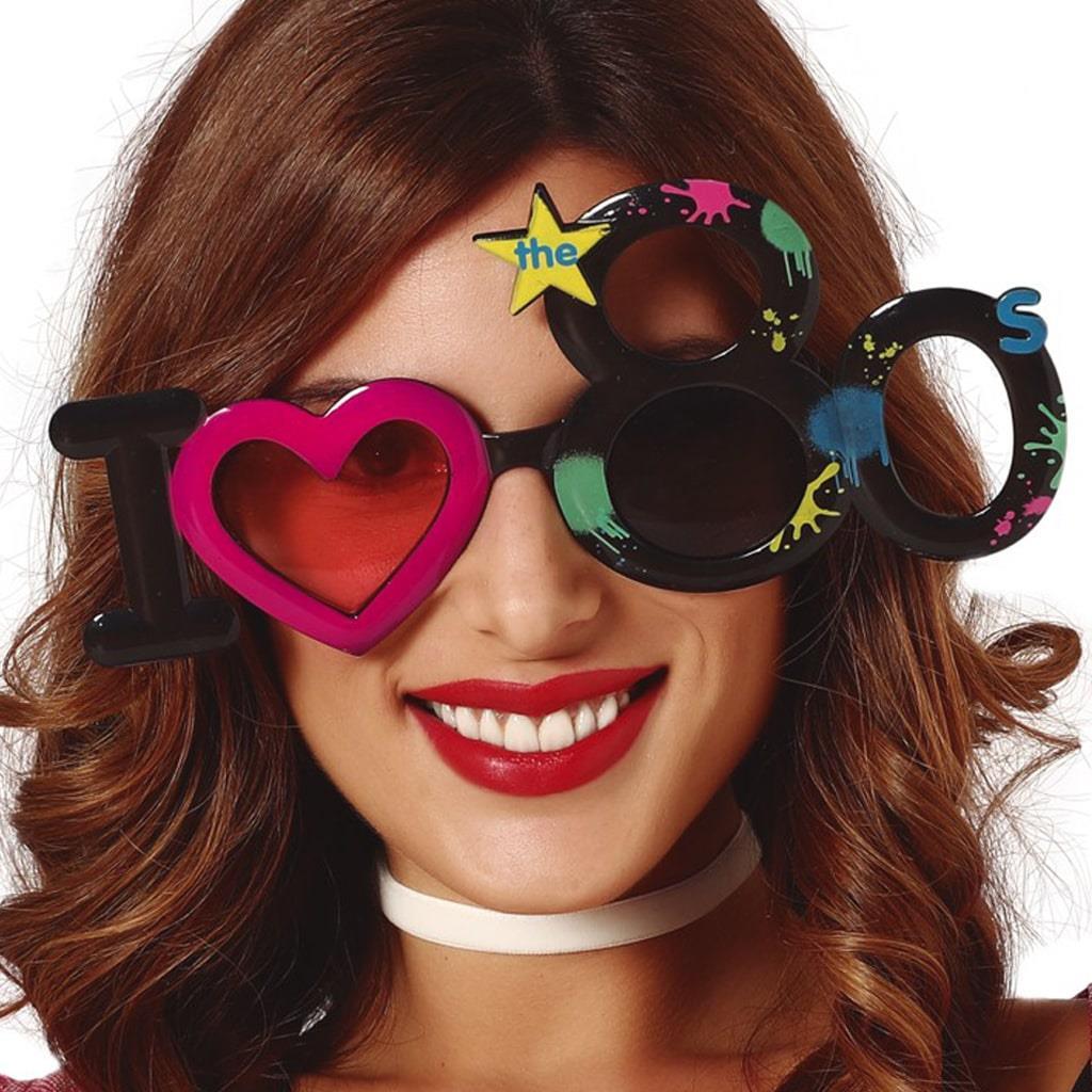 Óculos I Love 80