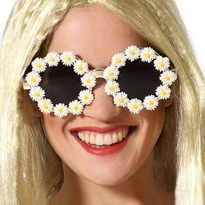 Óculos Hippie Margaridas