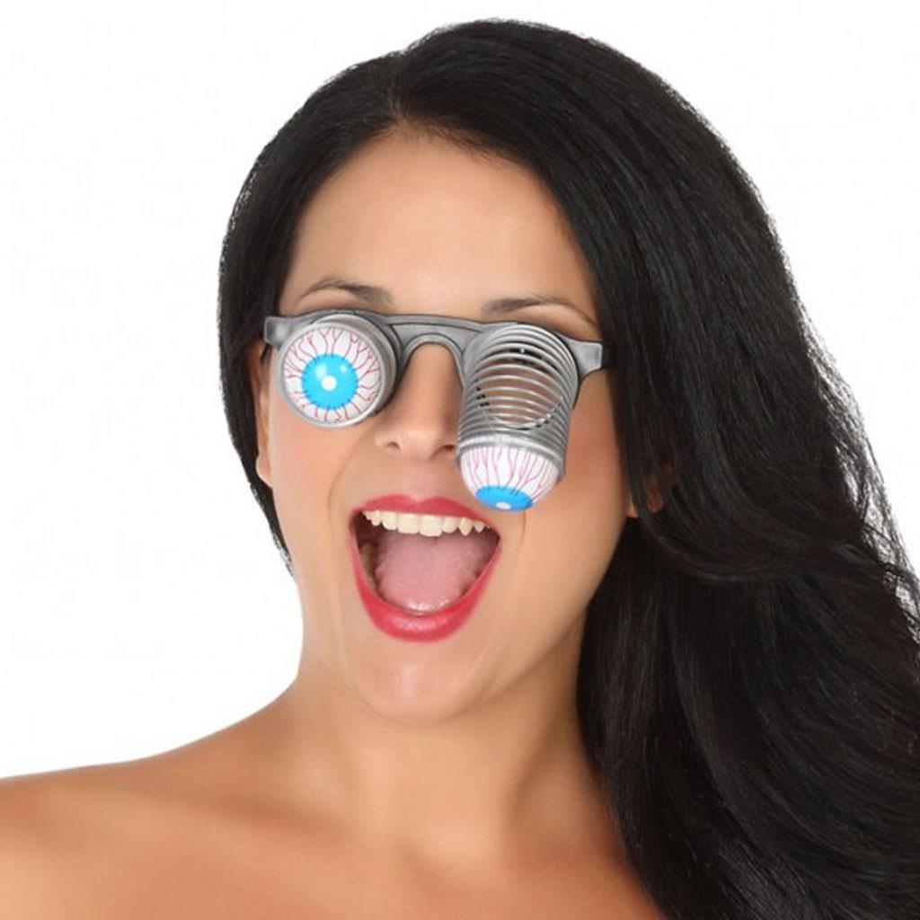 Óculos olhos com Mola