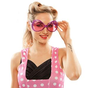 Óculos Redondos Anos 60