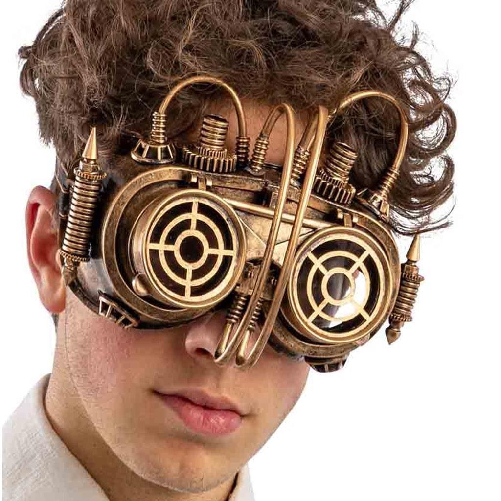 Óculos Steampunk