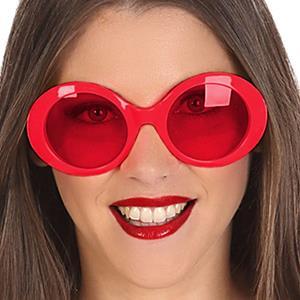 Óculos Vermelhos Anos 20