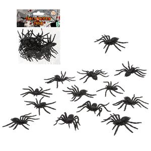 Pack de Aranhas assustadoras, Pack 12uni.