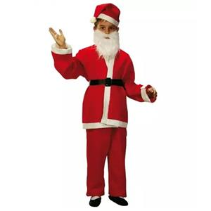 Fato Pai Natal, Menino