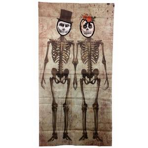 Painel Fotográfico Esqueletos para Parede, 160 x 75 cm