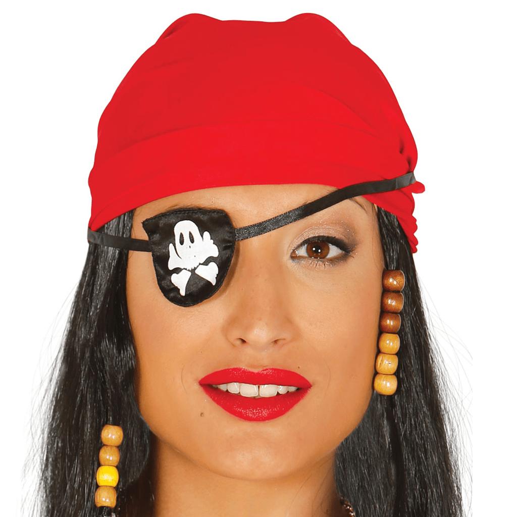 Pala Pirata em Tecido