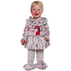 Fato Palhaço Halloween, Bebé