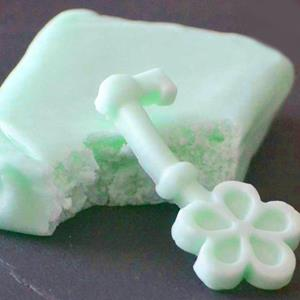 Pasta de Açúcar Azul Bebé, 1 kg