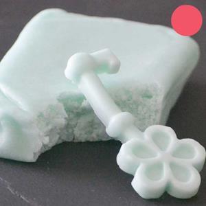Pasta de Açúcar Azul Bebé, 250 gr