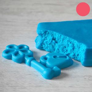 Pasta de Açúcar Azul Pavão 250 Gr.