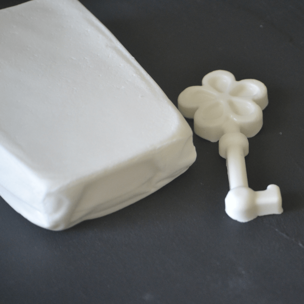Pasta de Açúcar Branca 250 Gr.