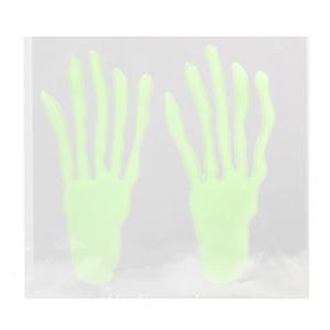 Pegadas Monstro Brilha no Escuro, 18 cm