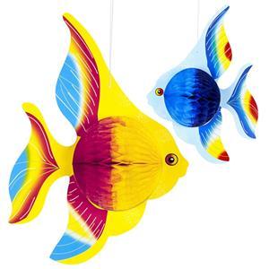 Peixes Tropicais Decorativos, 2 unid.