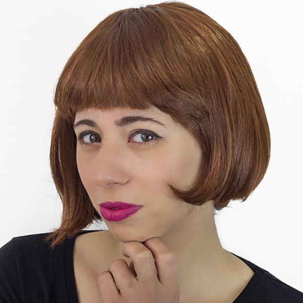 Peruca Beatriz Costa, Anos 20