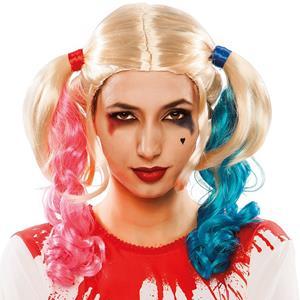 Peruca Harley Quinn