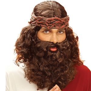 Peruca Profeta Jesus