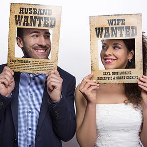 Photobooth Wife e Husband Wanted