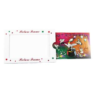 Picture Frame com DVD Andy comic
