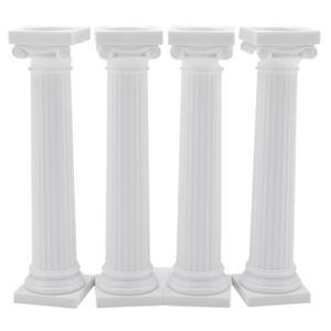 Pilares Gregos para Bolo, 4 unid.