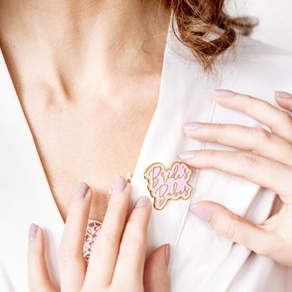 Pin Bride´s Babes Rosa
