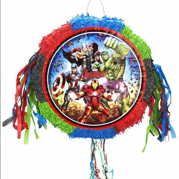 Pinhata Avengers Marvel