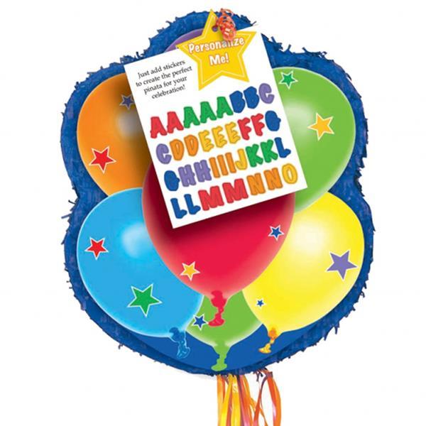 Pinhata Balões Personalizáveis