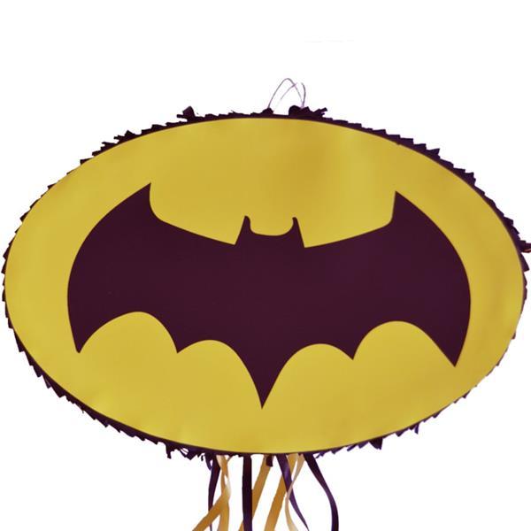 Pinhata Logo Batman DC Comics