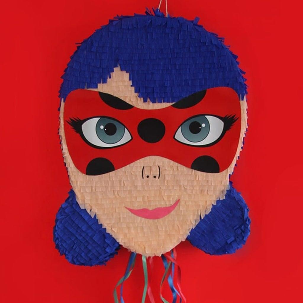 Pinhata Cabeça LadyBug