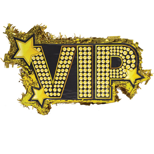 Pinhata Dourada VIP, 55 Cm