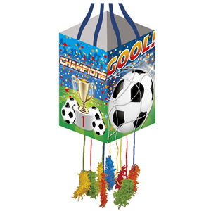 Pinhata Futebol em Cartão, 20x35 Cm