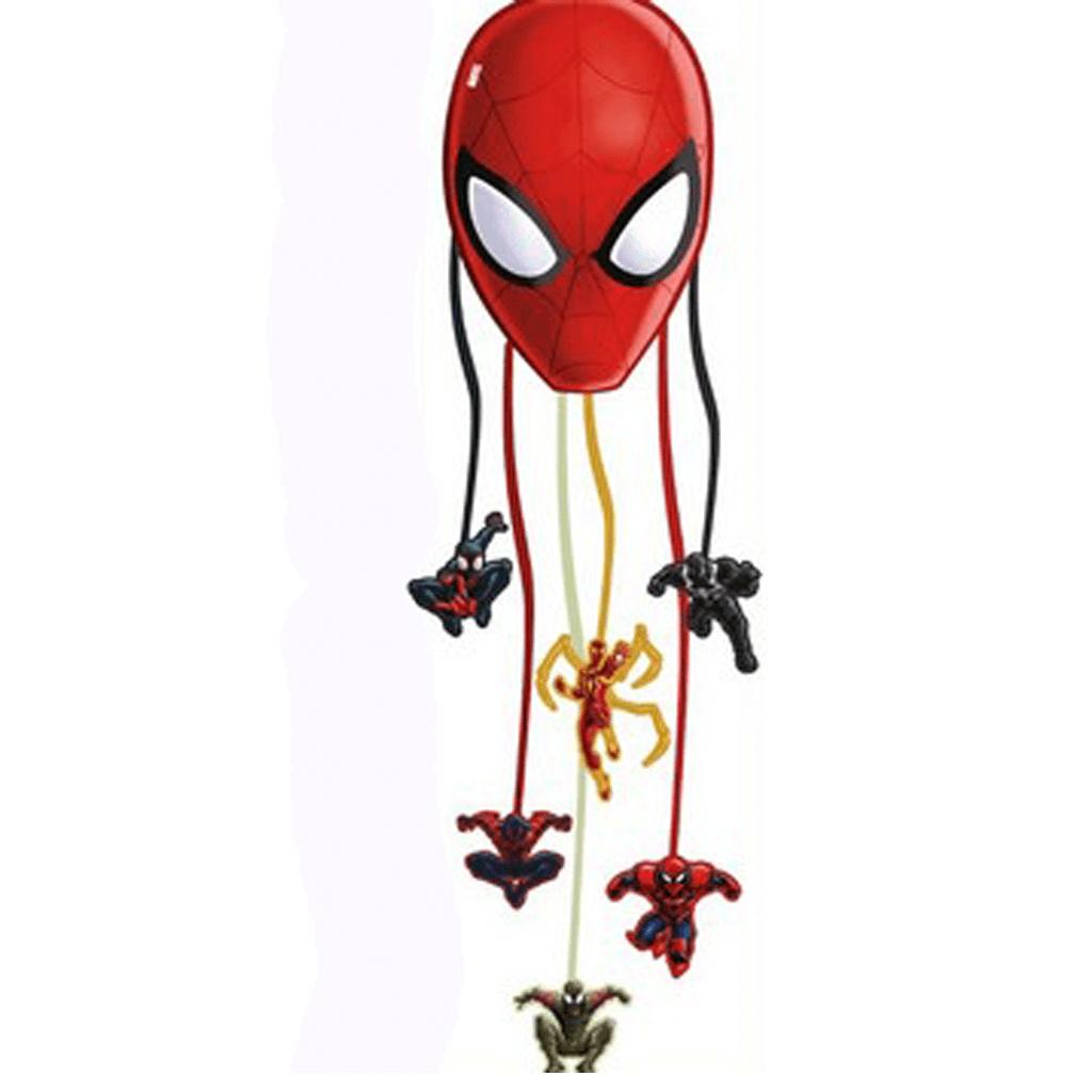 Pinhata Homem Aranha