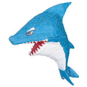 Pinhata Tubarão 3D