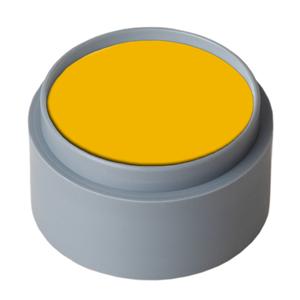 Pinturas Faciais Grimas Amarelo (201)-15ml ;