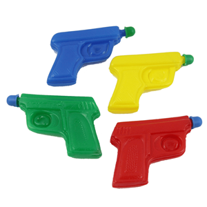 Pistolas de Água Plástico