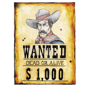 Poster WANTED