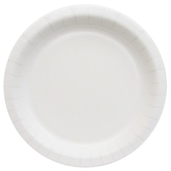 Pratos Brancos 22 Cm, 16 Unid.
