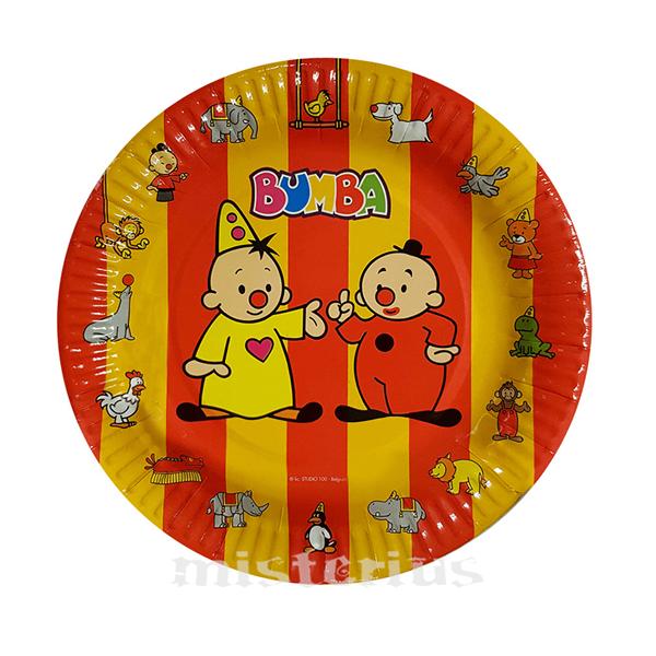 Pratos Bumba-Festa de Aniversário