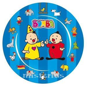 Pratos Bumba-Festa de Aniversário ;