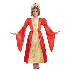 Fato Princesa Vermelha, Criança