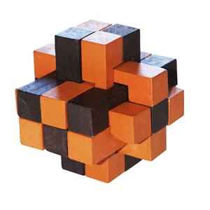 Puzzle 3D Madeira Bicolor Maxi