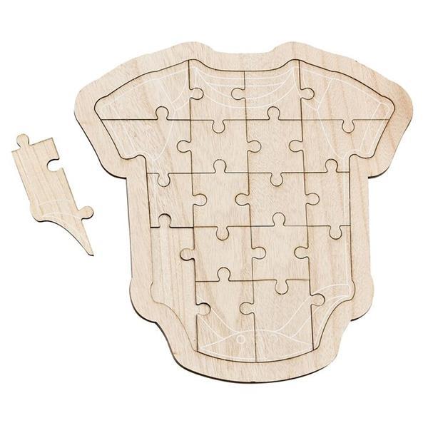 Puzzle BabyGrow para Dedicatórias