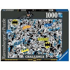 Puzzle Batman DC Comics Challenge 1000 peças