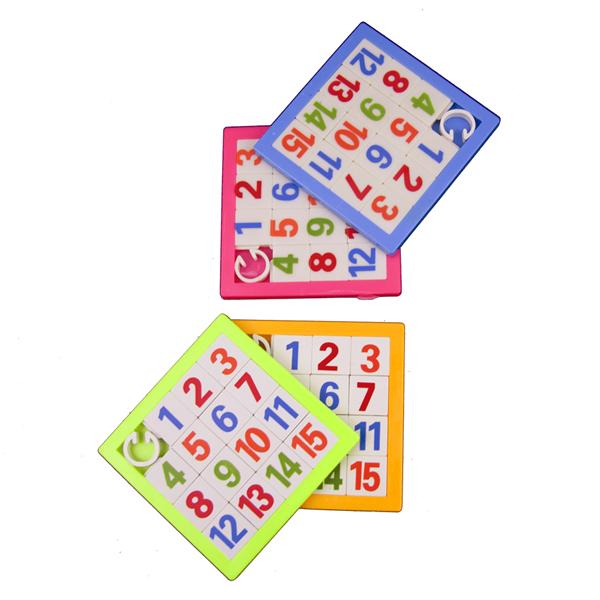 Puzzles Numéricos Sortidos, 2 unid.
